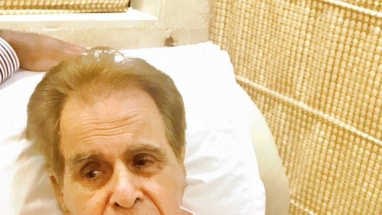 Picture for Dilip Kumar discharged from hospital