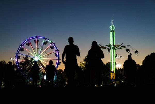 Picture for Riot Fest opens in Chicago's Douglass Park with an ageless Patti Smith, carnival rides and, yes, Morrissey