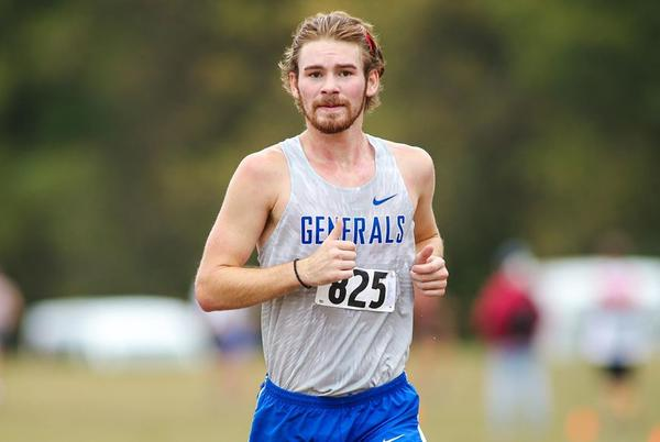 Picture for No. 27 W&L Men's Cross Country Takes Fourth at JMU Invite