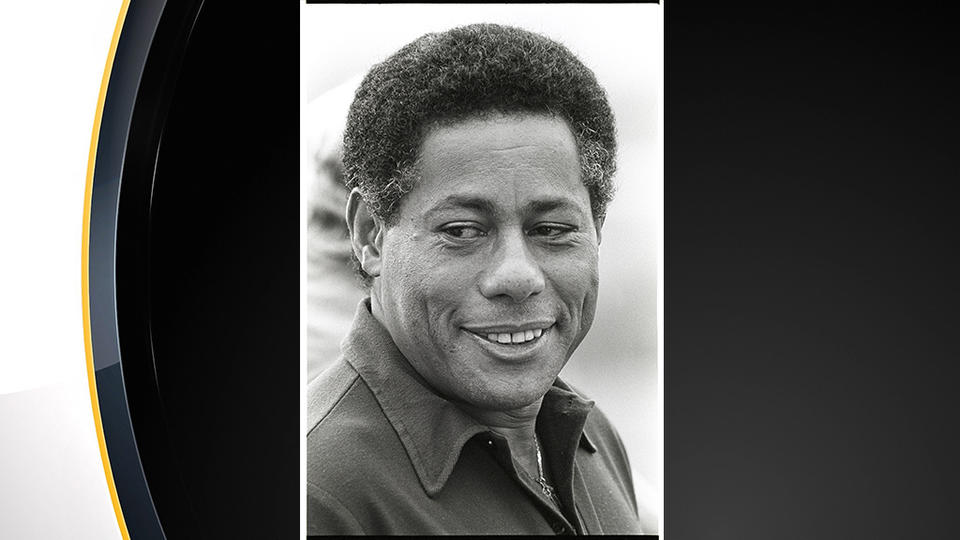 Picture for Legendary Pittsburgh Steelers Scout Bill Nunn Enshrined In Pro Football Hall Of Fame