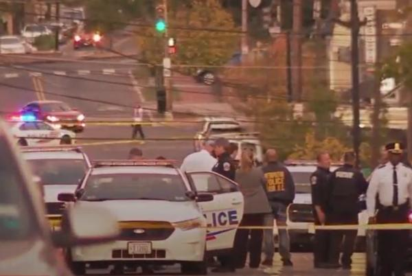 Picture for DC officer 'literally kidnapped,' injured as fleeing driver takes off with him in car