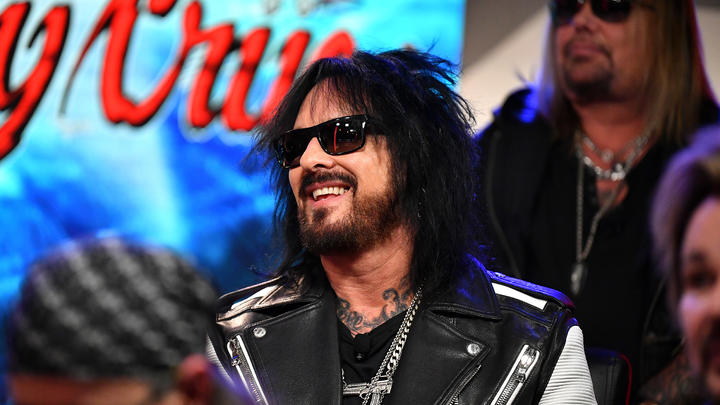 Cover for Wild! Nikki Sixx Shares Several Moose On His Wyoming Ranch