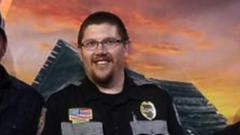 Cover for David Donnell Jr. Charged With Killing Red Lake Tribal Police Officer Ryan Bialke