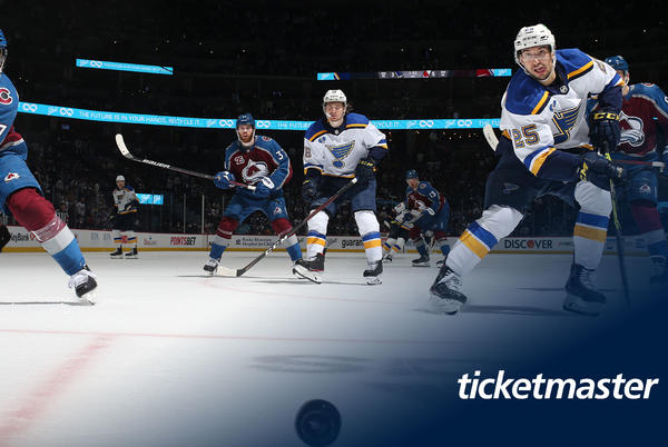 Picture for Preview: Blues at Avalanche