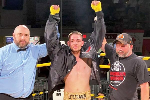 Picture for Miller ready for Southside Rumble 6's main event