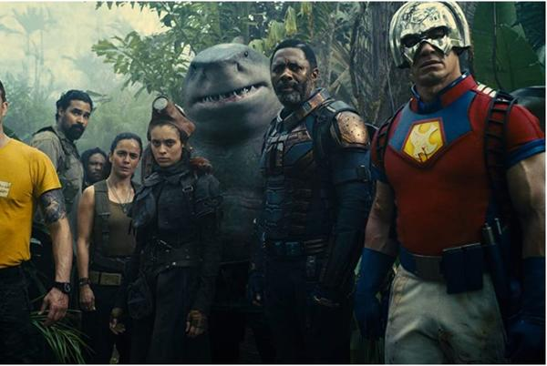 Picture for James Gunn reveals scrapped plans for original The Suicide Squad ending