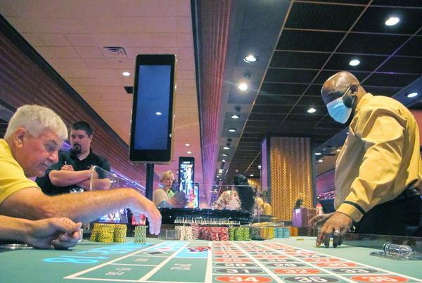 Picture for Atlantic City casinos bounce back, up 31% from a year ago