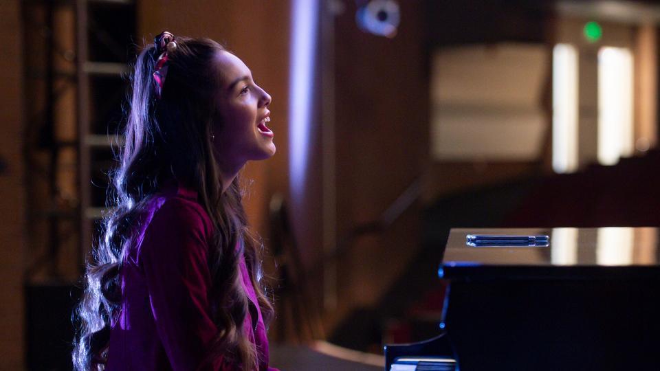 Picture for Olivia Rodrigo on her new 'High School Musical' song and her image: 'I'm just living my life'