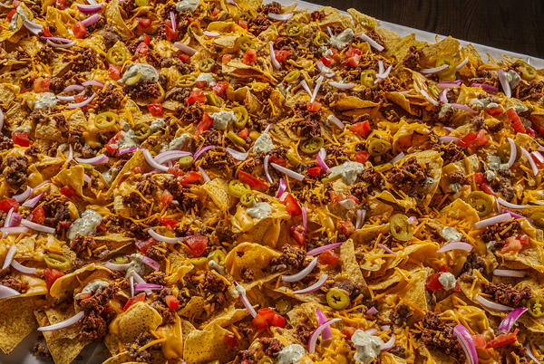 Picture for Made in Oklahoma: Nacho table