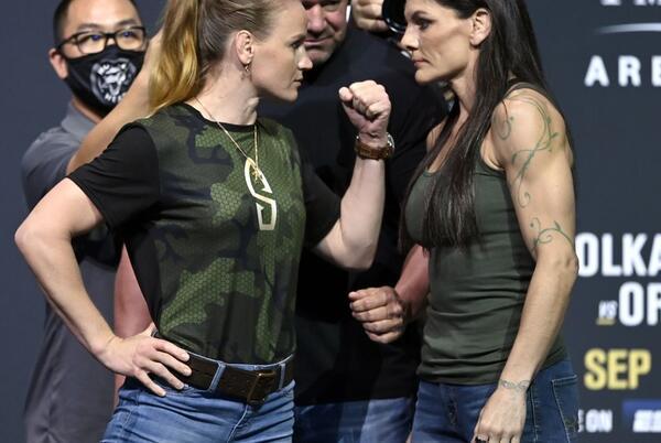 Picture for UFC 266 fight card primer: Valentina Shevchenko vs. Lauren Murphy