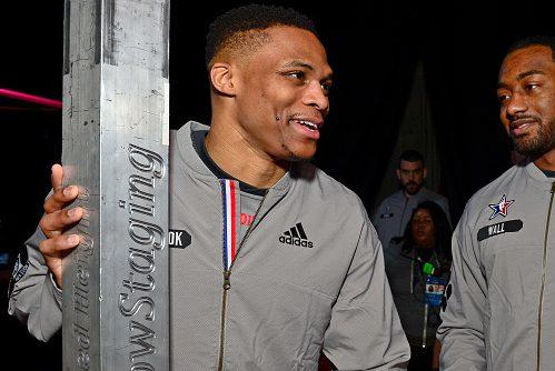 Picture for Rockets trade Russell Westbrook to Wizards for John Wall