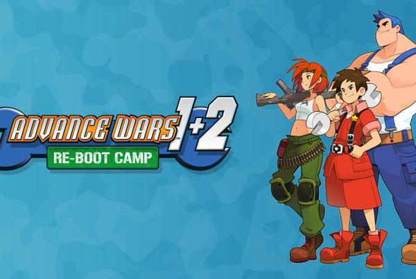 Picture for Advance Wars 1+2 Re-Boot Camp Switch Delays Launch