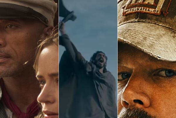 Picture for Weekend Box Office Forecast: Jungle Cruise, The Green Knight, and Stillwater
