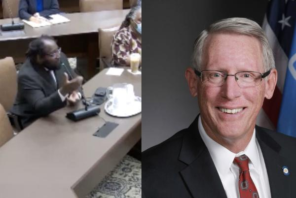 Picture for A GOP lawmaker in Oklahoma referred to Asian Americans as 'yellow' immediately after a presentation about racism