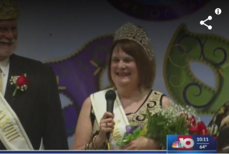 Picture for The Captains of the Twin Cities' Krewe of Janus announces its King and Queen Janus for their 39th annual Cocktail Party