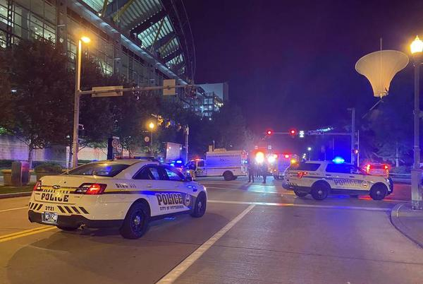 Picture for Man dead after being dragged by vehicle near casino on Pittsburgh's North Shore