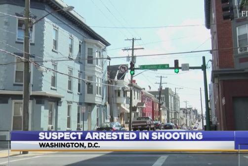 Picture for Man in custody of D.C. police days after fatal Hagerstown shooting