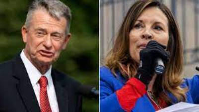 Cover for More Intra-State Feuding between Idaho Governor Brad Little and Lieutenant Governor Janice McGeachin