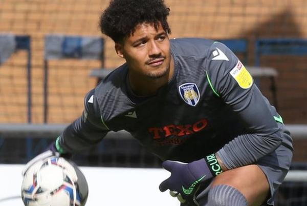 Picture for Shamal George: Colchester United keeper allegedly racially abused during Barrow game