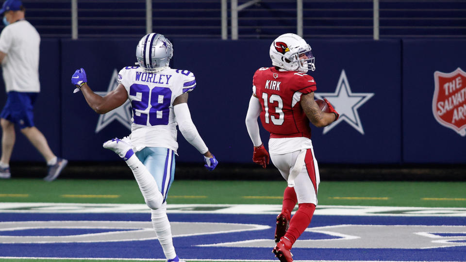 Picture for Cardinals add veteran CB on eve of training camp