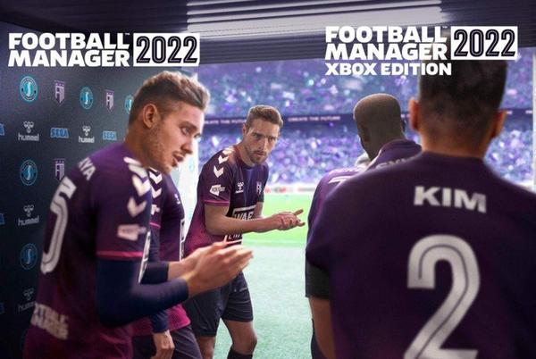 Picture for Football Manager 2022 available via Xbox Game Pass on launch day