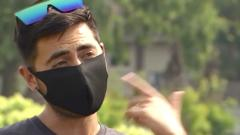 Cover for Face masks can help protect you from smoky air in Minnesota