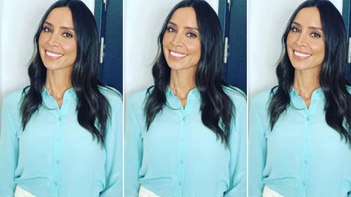 Christine Lampard S Incredible Outfit Is Giving Us Serious Holiday Vibes News Break