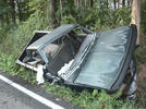 Picture for 1 person injured in Harrison County vehicle accident