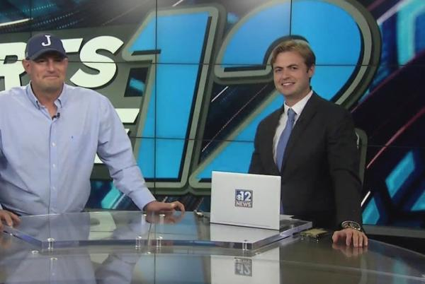 Picture for MRA's John Weaver joins Sports Zone Sunday