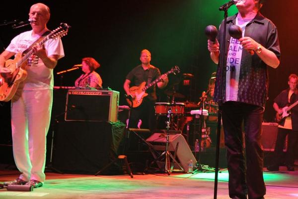 Picture for Nesmith, Dolenz give fans closure with Monkees farewell tour