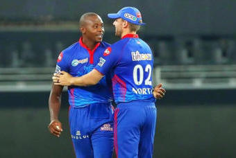Picture for IPL 2021: I would be disappointed if Rabada and Nortje weren't aggressive, says DC bowling coach James Hopes