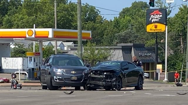 Picture for PD: Woman killed in crash involving driver fleeing police
