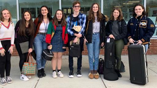 North Branford High School Musicians At 2020 Southern Regional Music Festival News Break