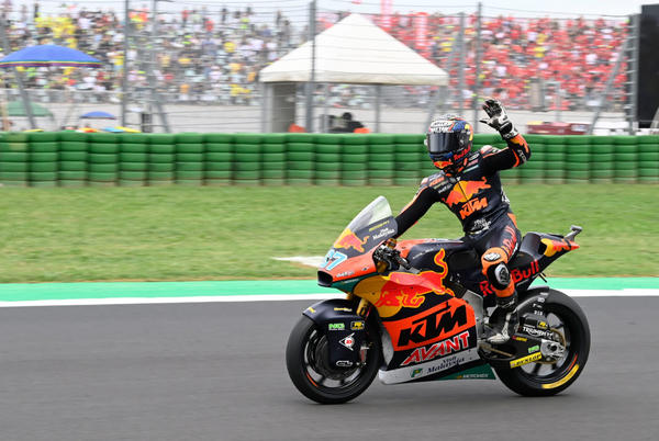 Picture for Gardner keen to fix qualifying after Misano 'downfall'