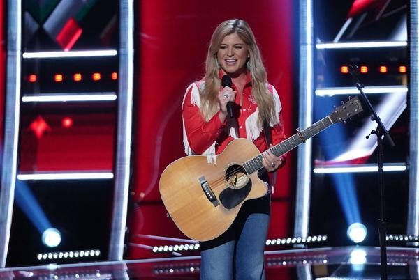 Picture for Louisville native Kinsey Rose wows 'The Voice' judges, earns 4-chair turn