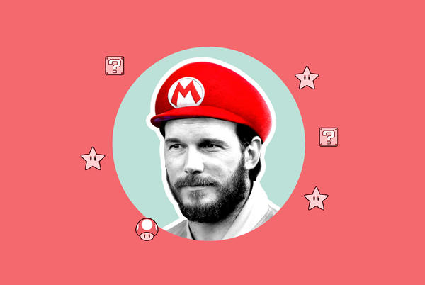 Picture for Chris Pratt, Charlie Day to star as Mario Bros. in 2022 movie