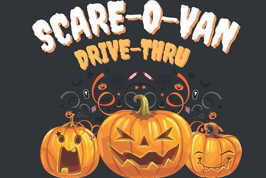 """Picture for Homestead's Halloween """"Scare-o-Van"""" Drive-Thru Event"""