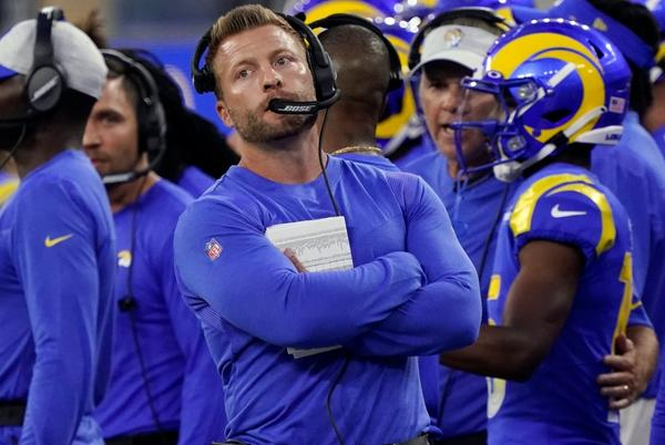 Picture for Sean McVay explains challenge of facing a defense with Buccaneers' continuity