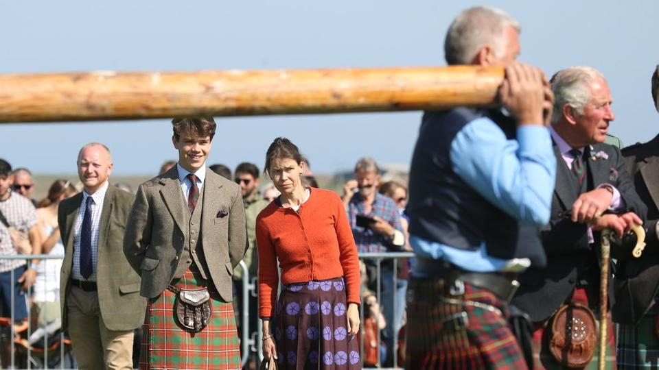 Picture for Highland games body gets 'royal' prefix after Queen's approval