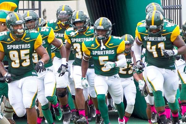 Picture for Norfolk State opens MEAC play with 45-21 win over Howard