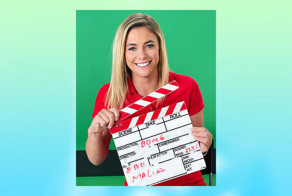 Picture for Malia White Shows the Surprising Place Where She Filmed the Below Deck Med Reunion