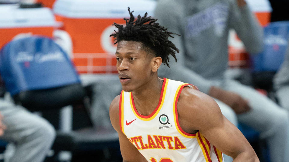Picture for De'Andre Hunter has knee surgery; Hawks expect him back by preseason