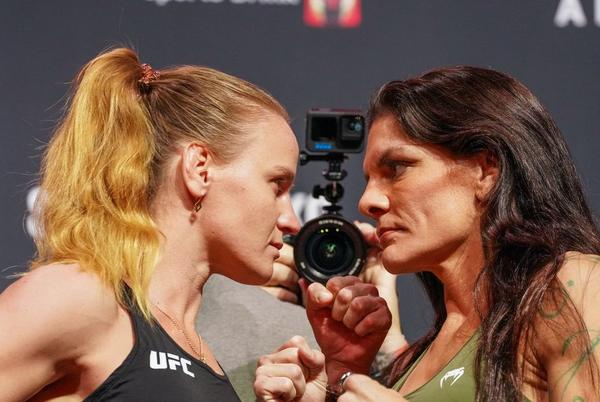 Picture for UFC 266: Valentina Shevchenko vs. Lauren Murphy live results, discussion, play by play