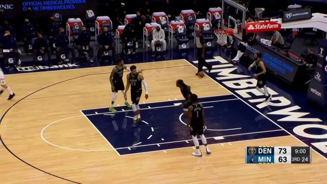 Picture for Minnesota Timberwolves | Dunk by JaVale McGee