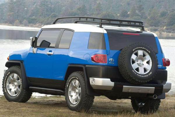 Picture for Toyota's Retro FJ Cruiser Is Getting As Collectable As The Classic FJ Trucks That Inspired It