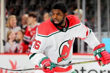 Picture for NHL'S DOPS FINES NEW JERSEY DEVILS DEFENCEMAN P.K. SUBBAN