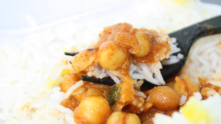 Cover for Chana Masala: Just One of the Reasons Why You Should Visit Kohinoor Indian Restaurant and Lounge