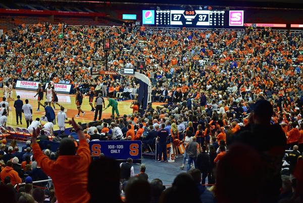 Picture for Syracuse basketball vs. Pace: TV channel, time, how to watch live stream for exhibition game (10/27/2021)