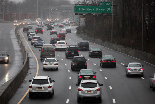 Picture for Governor Hochul announces expansion of Long Island Expressway in Queens is underway