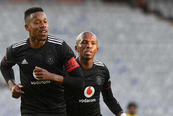 Picture for Jele refuses to take credit after firing Orlando Pirates into Caf Confederation Cup play-off round